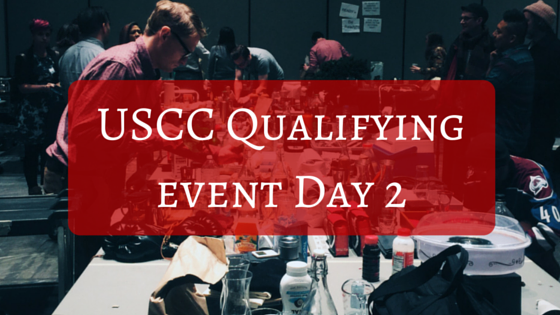 USCC Qualifying Event Day 2