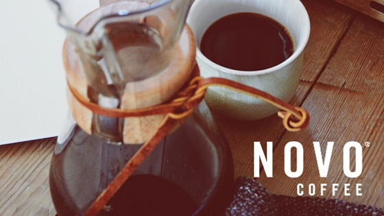 Visions In Focus Roaster: Novo Coffee