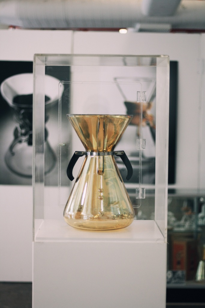 Chemex Pop-Up Museum at CoffeeCon NYC