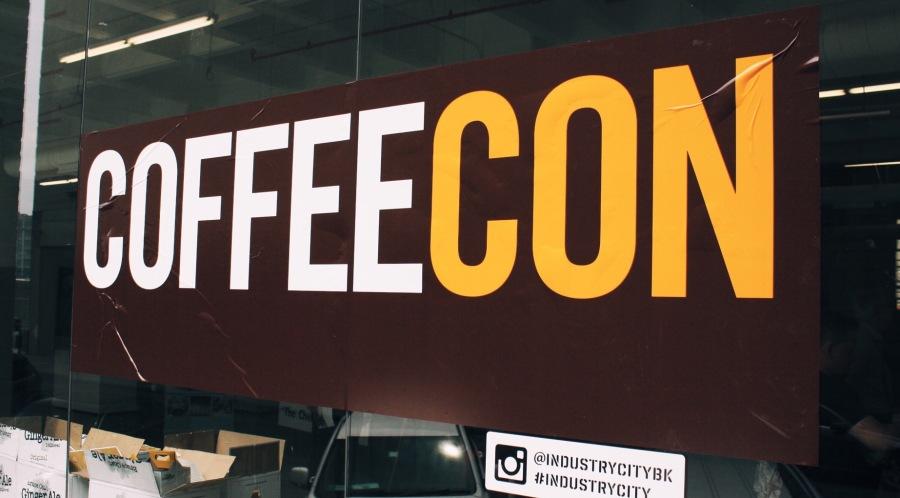 CoffeeCon NYC 2016