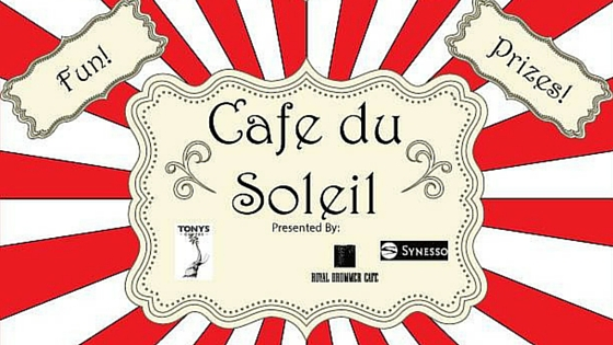 Second Annual Cafe Soleil